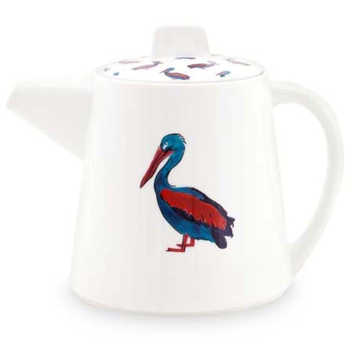 Pelican Teapot, Large