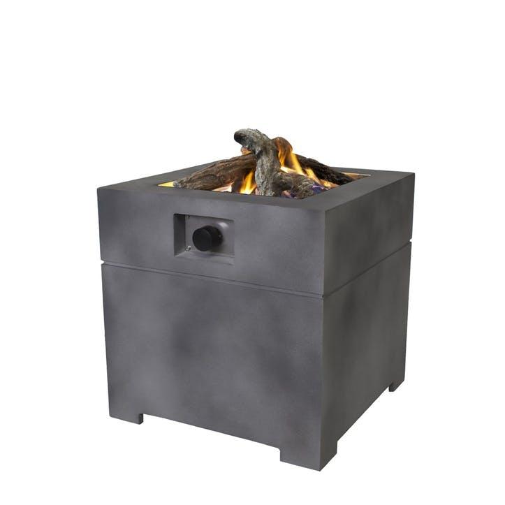 Cosiconcrete Fire Pit, Concrete