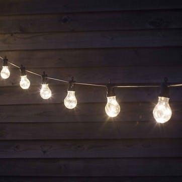 Festoon Lights, 10 Bulbs