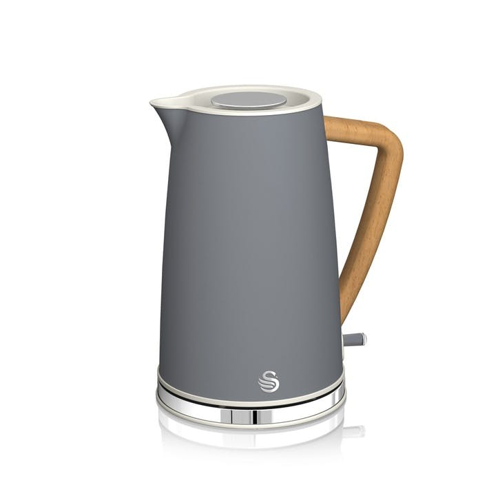 Nordic Cordless Kettle, Slate Grey