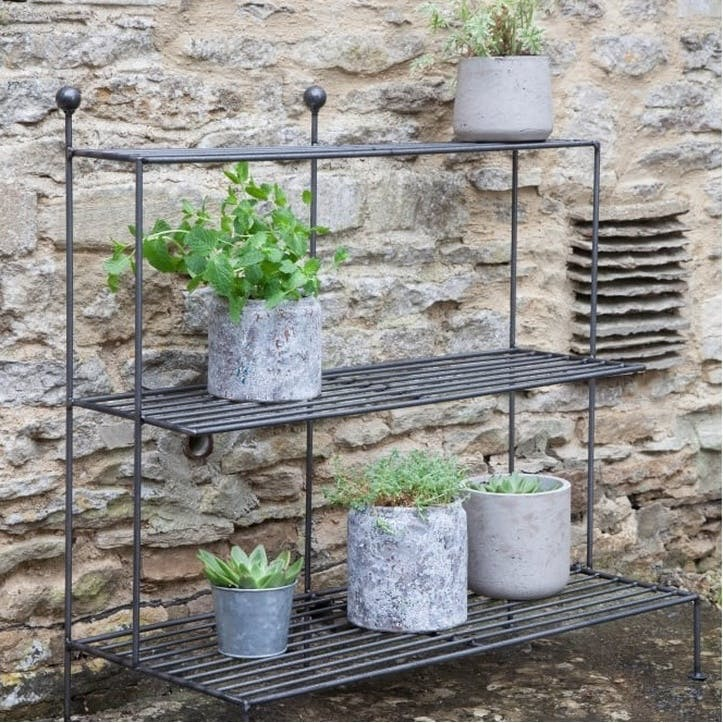 Barrington Metal Plant Stand