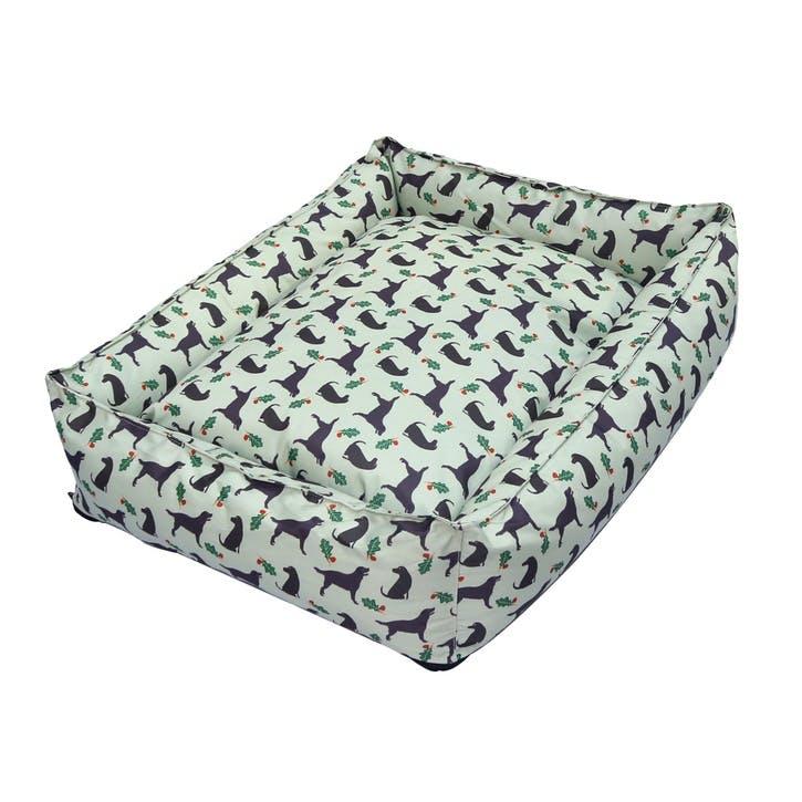 Labrador Friends, Dog Bed Large