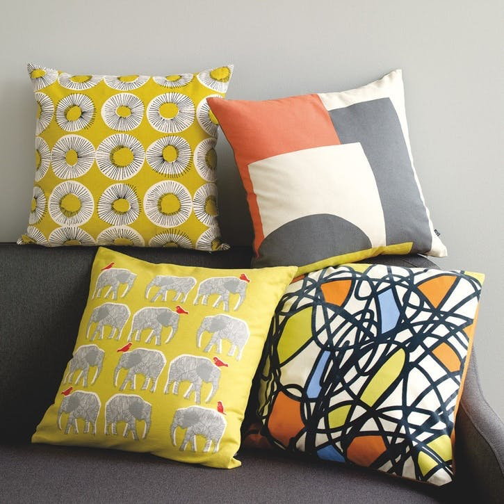 Topsy Cushion