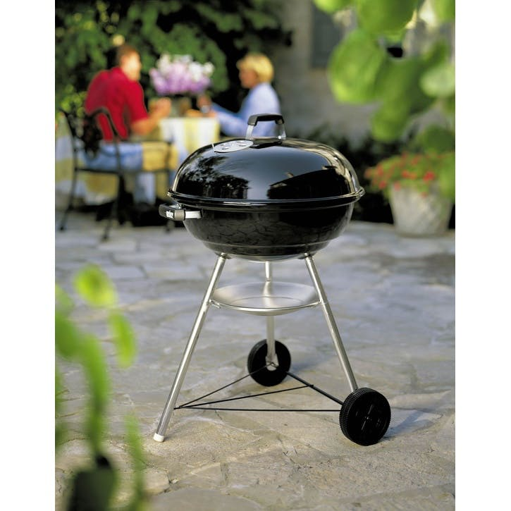 Compact Charcoal Grill, 47cm