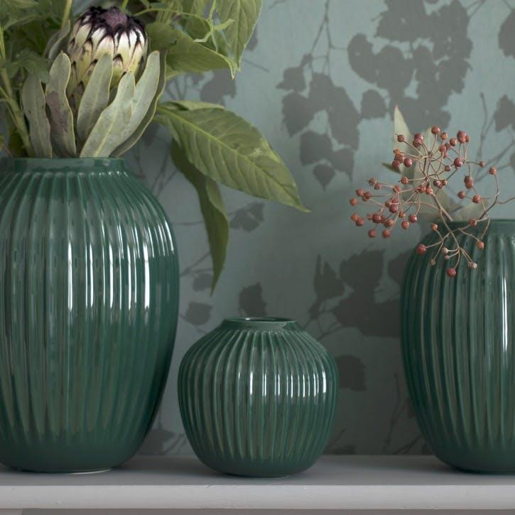 Hammershøi Vase, Small, Green