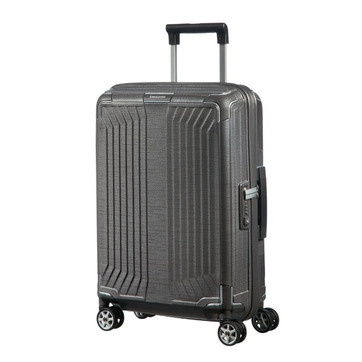 Lite-Box Spinner Suitcase, 55cm, Grey