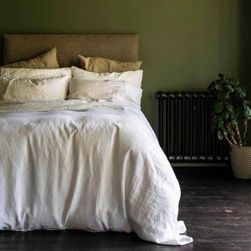 Bedding Bundle Kingsize with Kingsize Pillowcases White