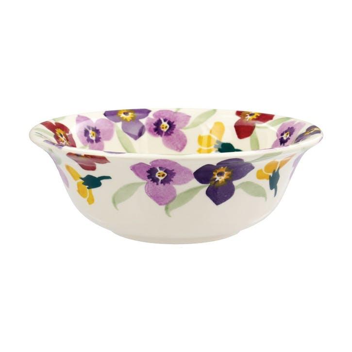 Wallflower Cereal Bowl, 16.5cm