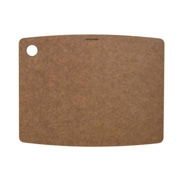 Chopping Board, L37 x L29cm, Nutmeg