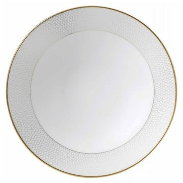 Arris White Cereal Bowl