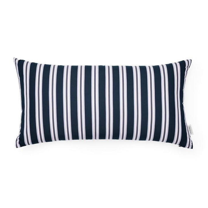 Eclat Pair of Rectangular Cushions L60 x H33cm Dark Green