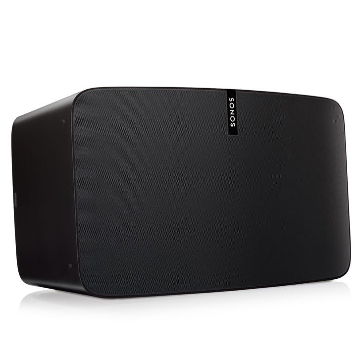 PLAY:5 Wireless Speaker; Black