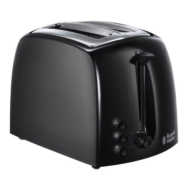 Textures Toaster 2 Slot; Black