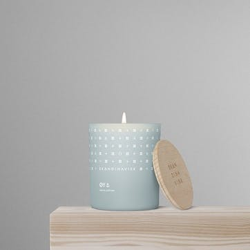 OY  Scented Candle