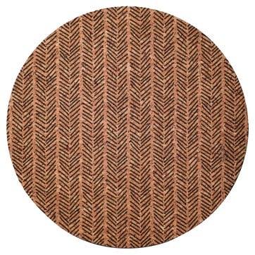Monochrome Cork Placemats, Set of 4