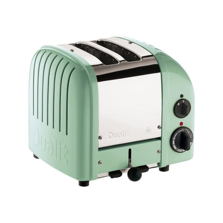 Classic Toaster, 2 Slot; Mint Green