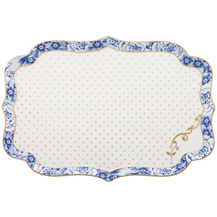 PiP Royal White Tray