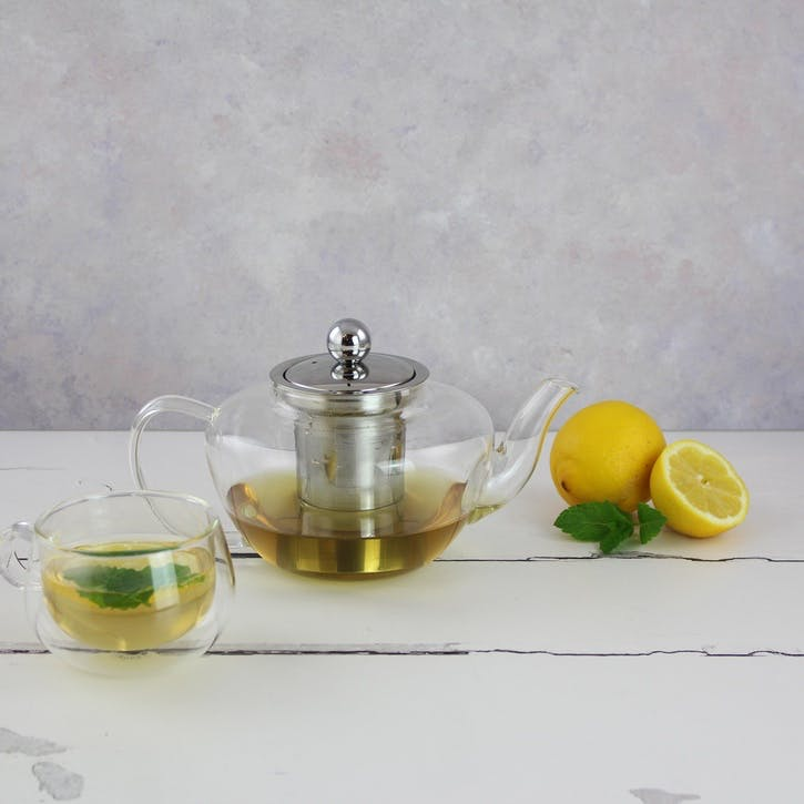 Glass Teapot, 1L