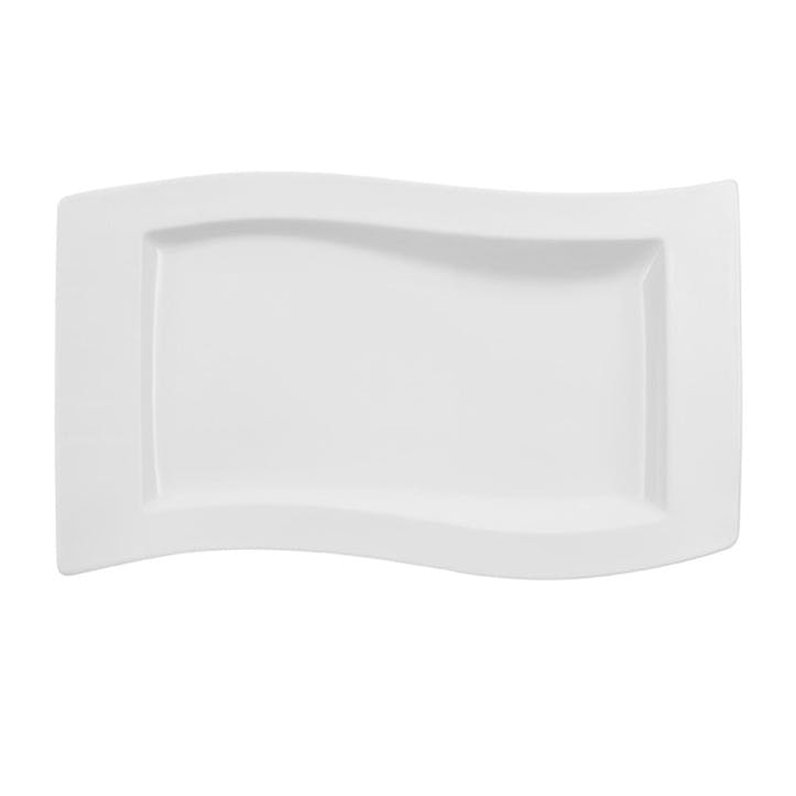 NewWave Gourmet Plate 33cm White