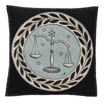 Libra Cushion, 46 x 46cm, Multi