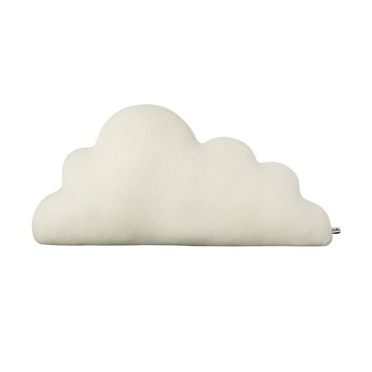 Cloud Cushion, Medium, White