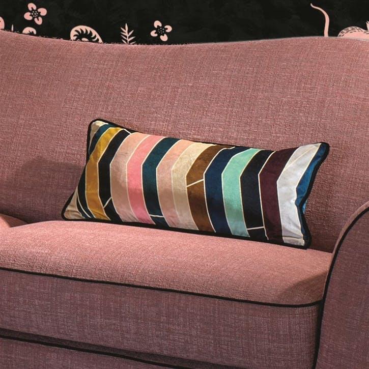 Pietra Dura Multicolore Cushion