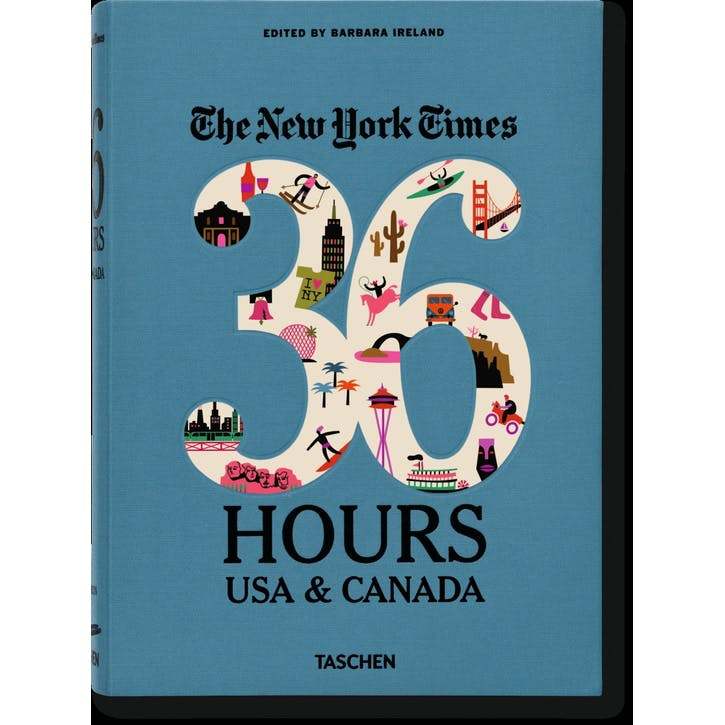 The New York Times: 36 Hours, USA & Canada