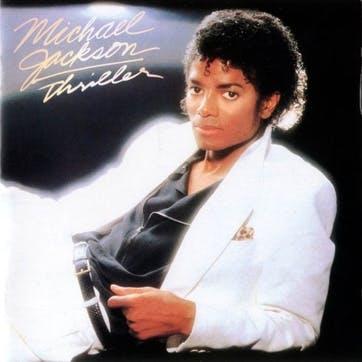 "Michael Jackson, Thriller 12"" Vinyl"