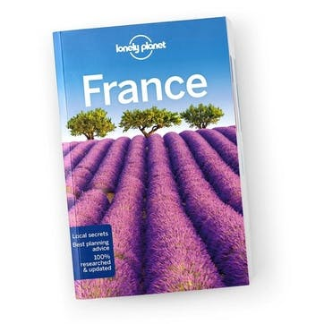 Lonely Planet France, Paperback