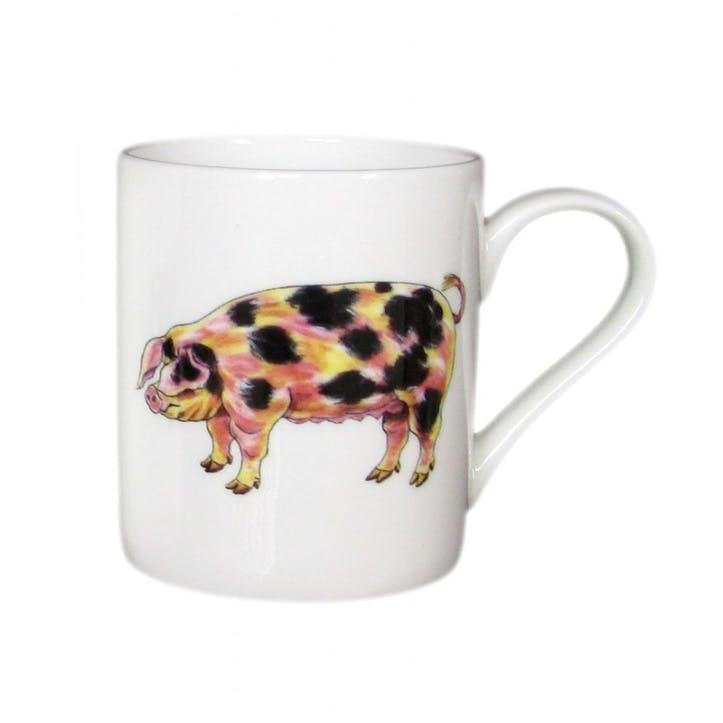 Pigs Small Mug - 7.5cm x 6.5cm