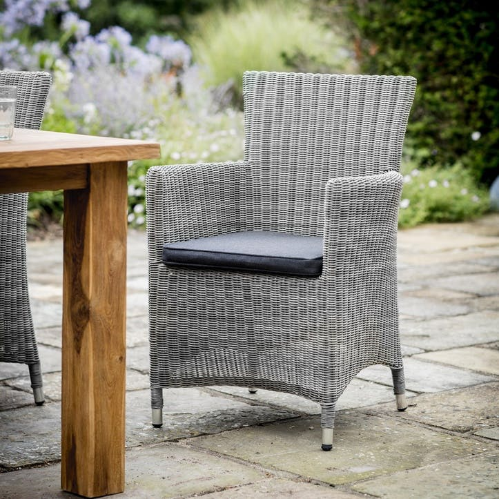 Driffield Chair, All-weather Rattan, Set of 4