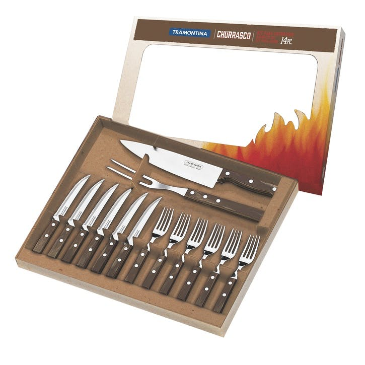 Barbecue Set, 14 Piece