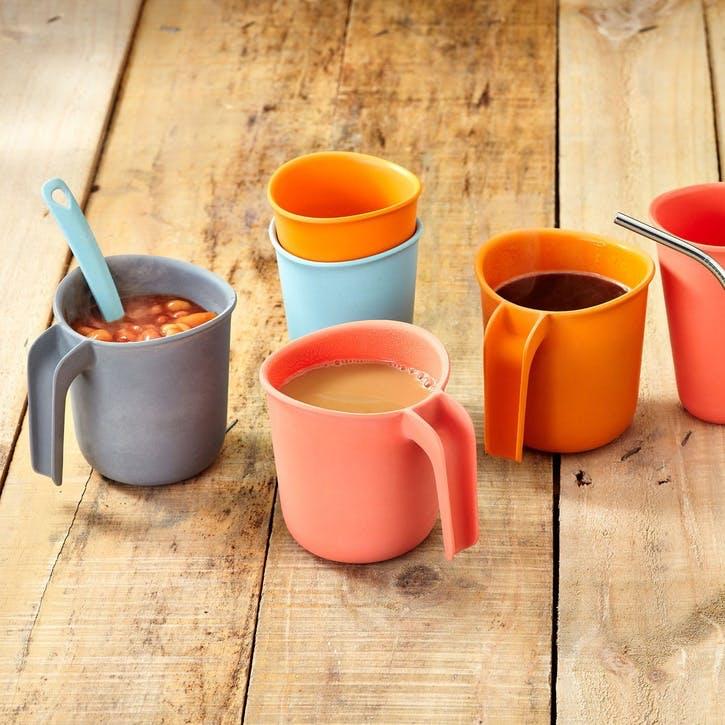 Natural Collection Mug, Set of 2, Storm