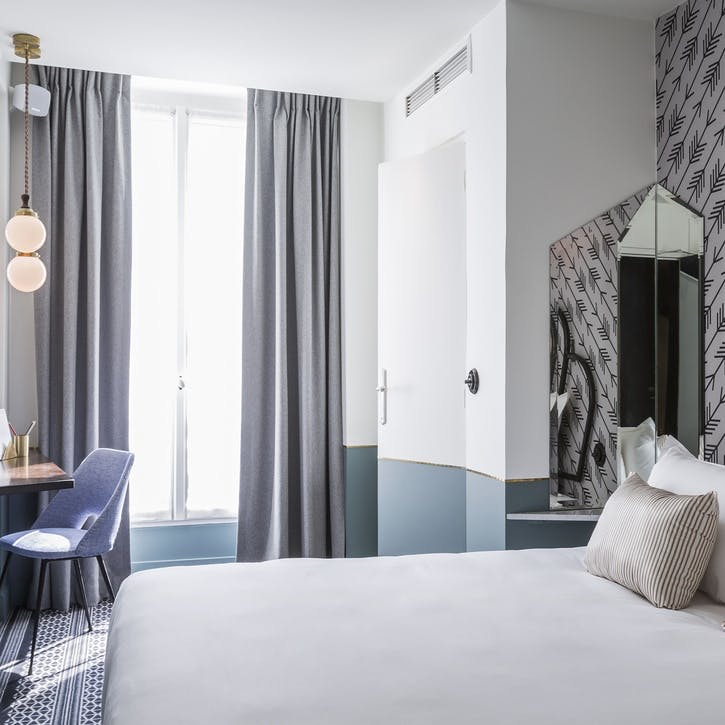 A voucher towards a stay at Hotel Panache for two, Paris, France