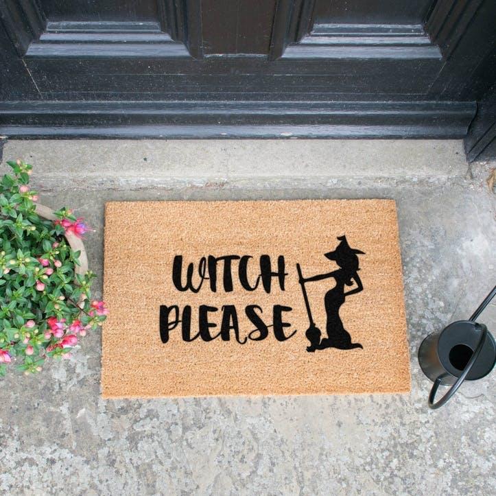 Witch Please Doormat