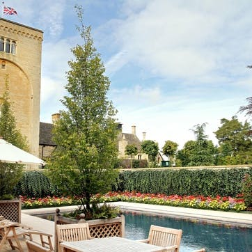A voucher towards a stay at Ellenborough Park Hotel for two, Cotswolds