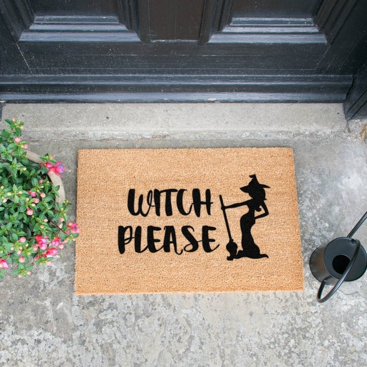 Witch Please Doormat