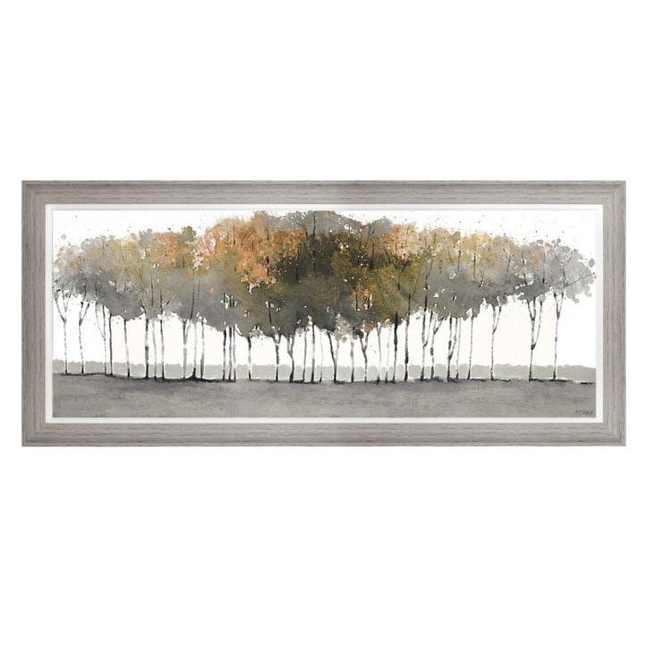 Chorus Line Framed Print - 129 x 57cm