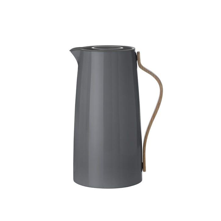 Emma Vacuum Jug, Grey