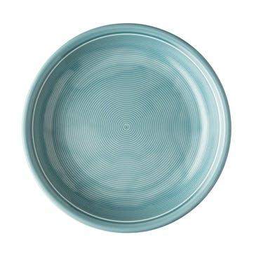 Trend, Deep Plate, 22cm, Ice Blue