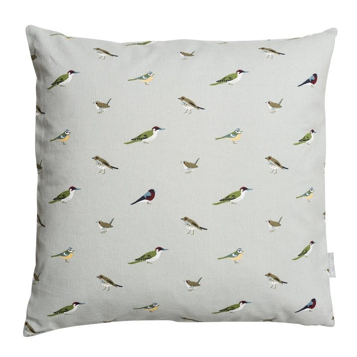 'Garden Birds' Cushion