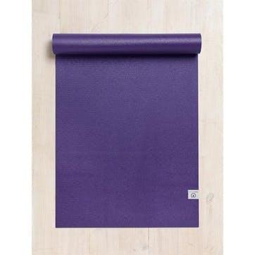 Sticky Yoga Mat, Purple