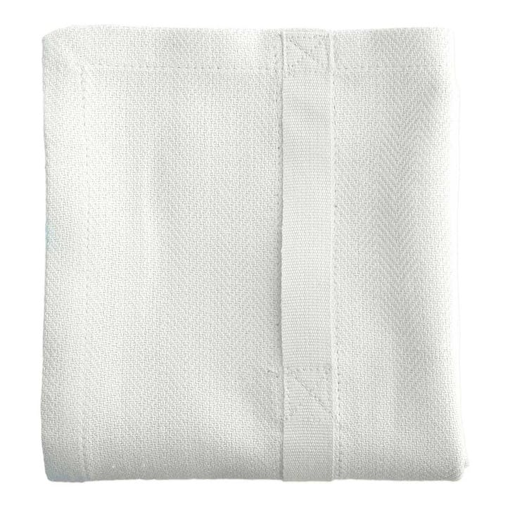 Herringbone Kitchen Towel, L86 x W53cm, Natural White