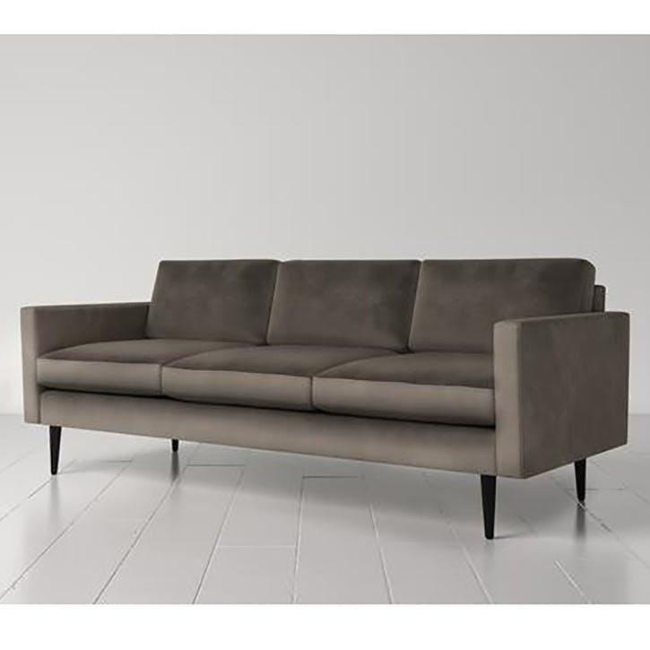 3 Seater Sofa, Model 01, Elephant