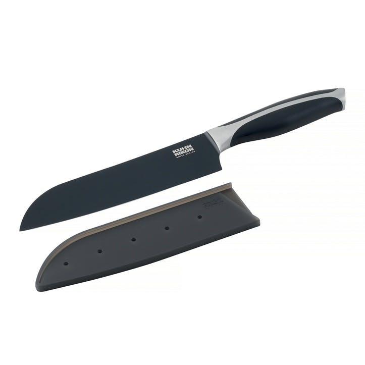 Black Peak Santoku Knife