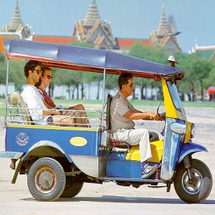 Honeymoon City Tour £10