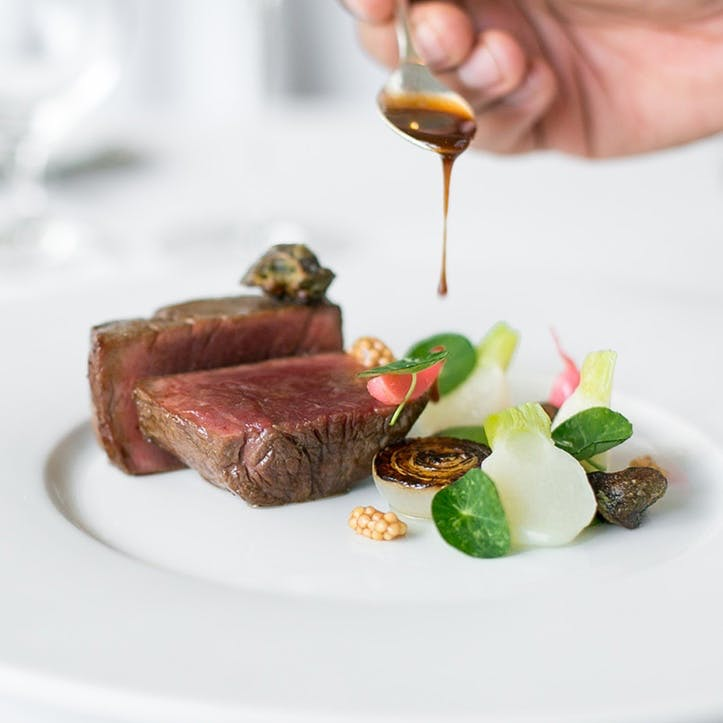 Three Course 'Taste of Pétrus' Experience for Two at Gordon Ramsay's Pétrus