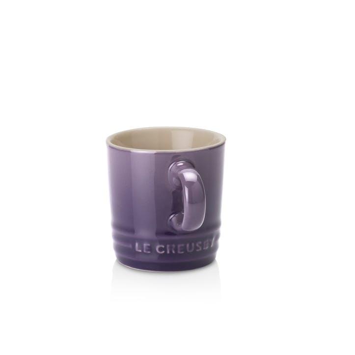 Stoneware Espresso Mug; Ultra Violet