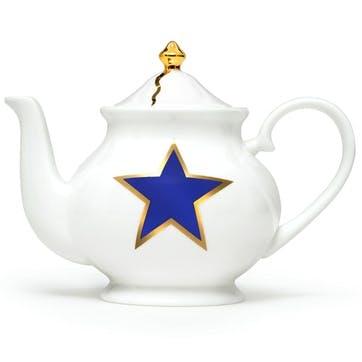 Lucky Stars Teapot, 2 Cup