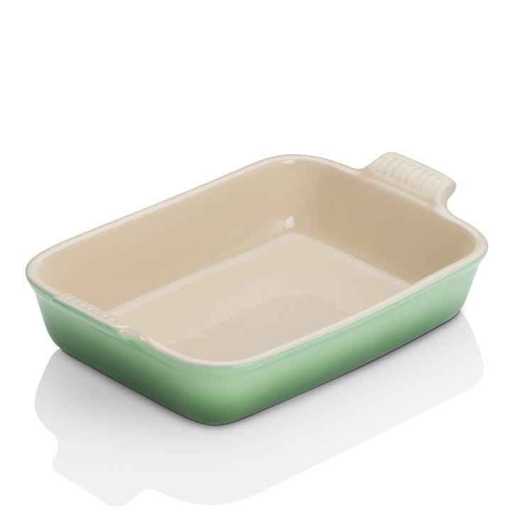 Stoneware Rectangular Dish - 26cm; Rosemary